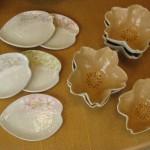 飛井隆司氏の桜小鉢