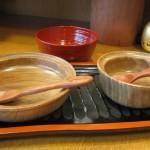 すくいやすい皿と鉢