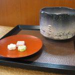 抹茶茶盌 古都の冬