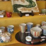 山下晶子さん(九谷焼)の茶碗他いろいろ